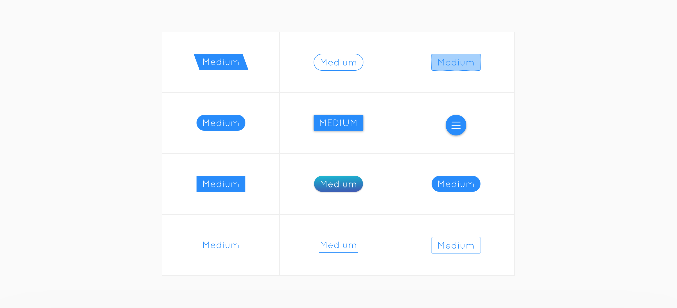 bttn css - Awesome buttons for awesome projects! - Ganapati Bhat