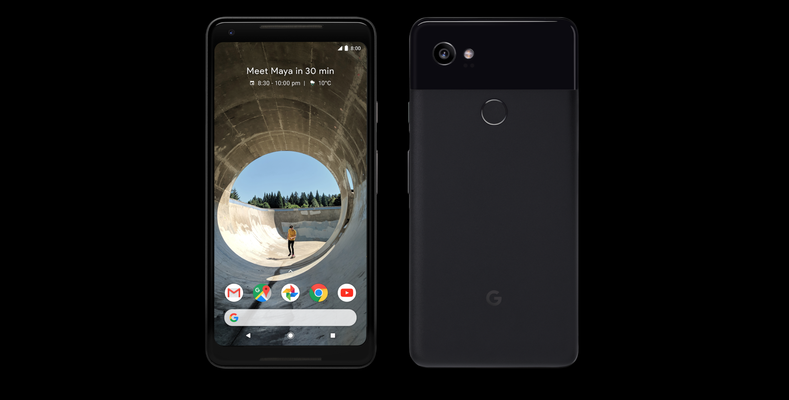 Google has been getting way too much stick for the Pixel 2 XL's