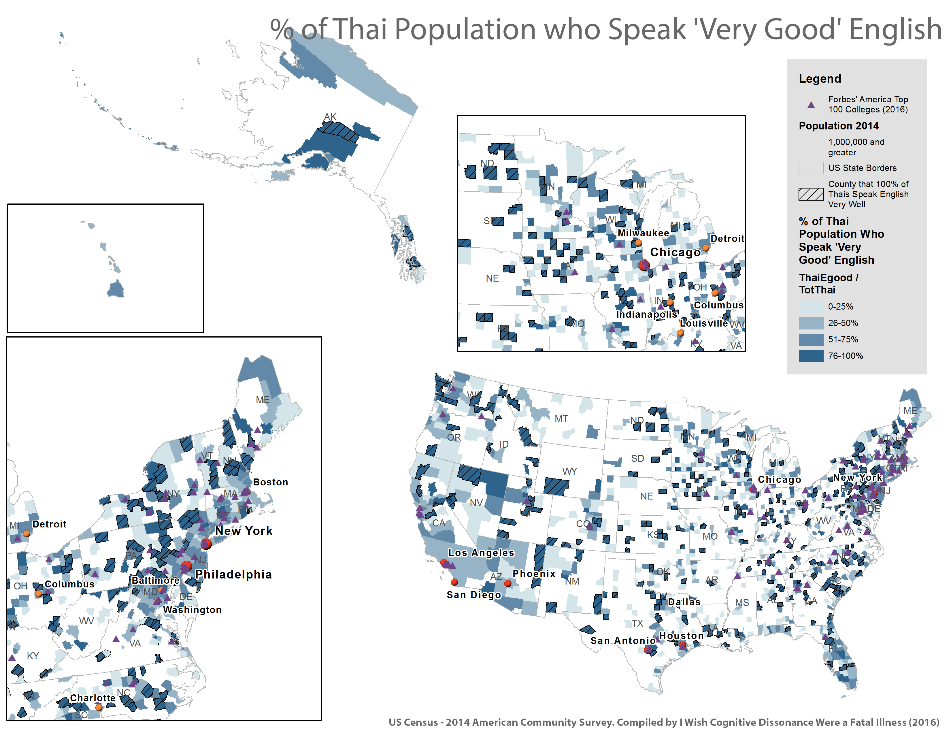How Not To Run Into Thai People In The US - IWCDWAFI - Medium