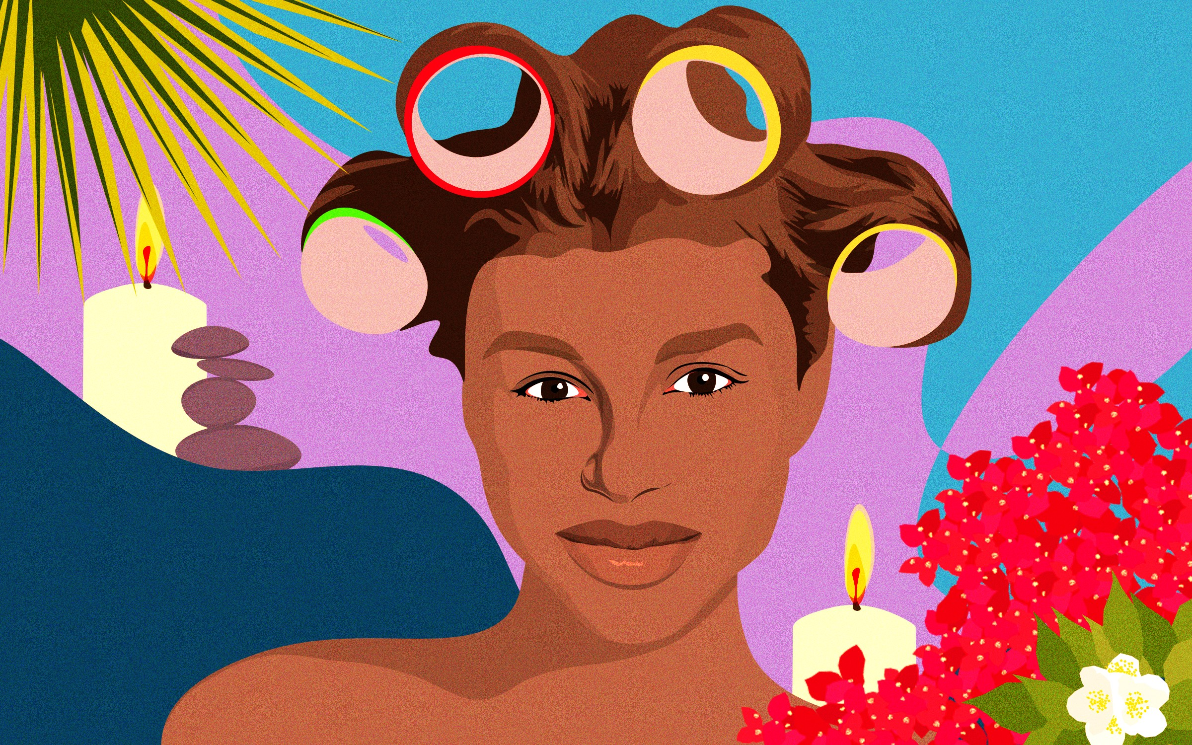 When Hair Care Is Self Care With Her Psychohairapy Practice Afiya By Driadonna Roland Zora