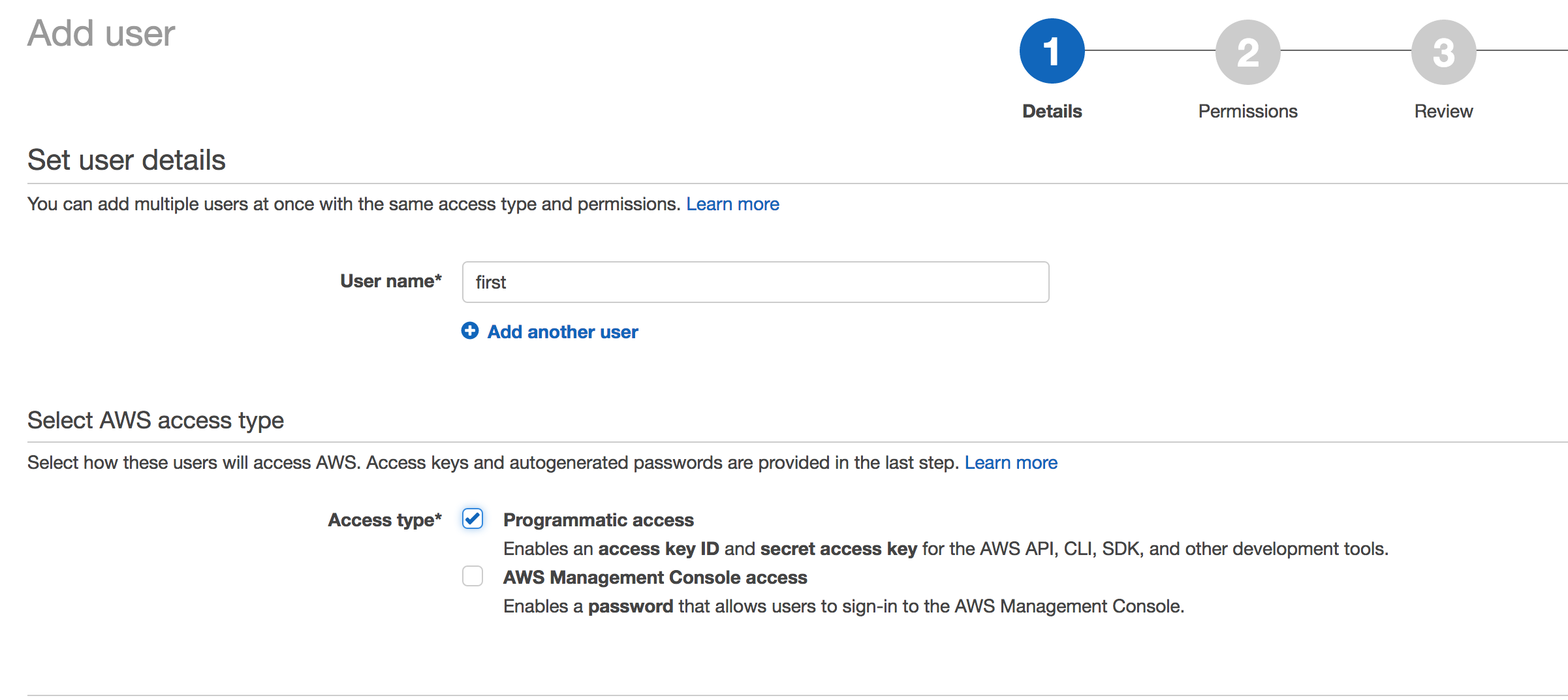 Use AWS Roles and Secure Your Access Keys with MFA - Kaveh