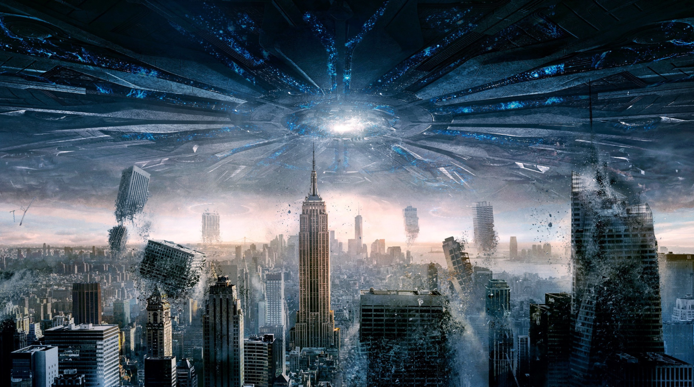 Independence Day Resurgence 2016 Film Review By Dan Owen Dans Media Digest