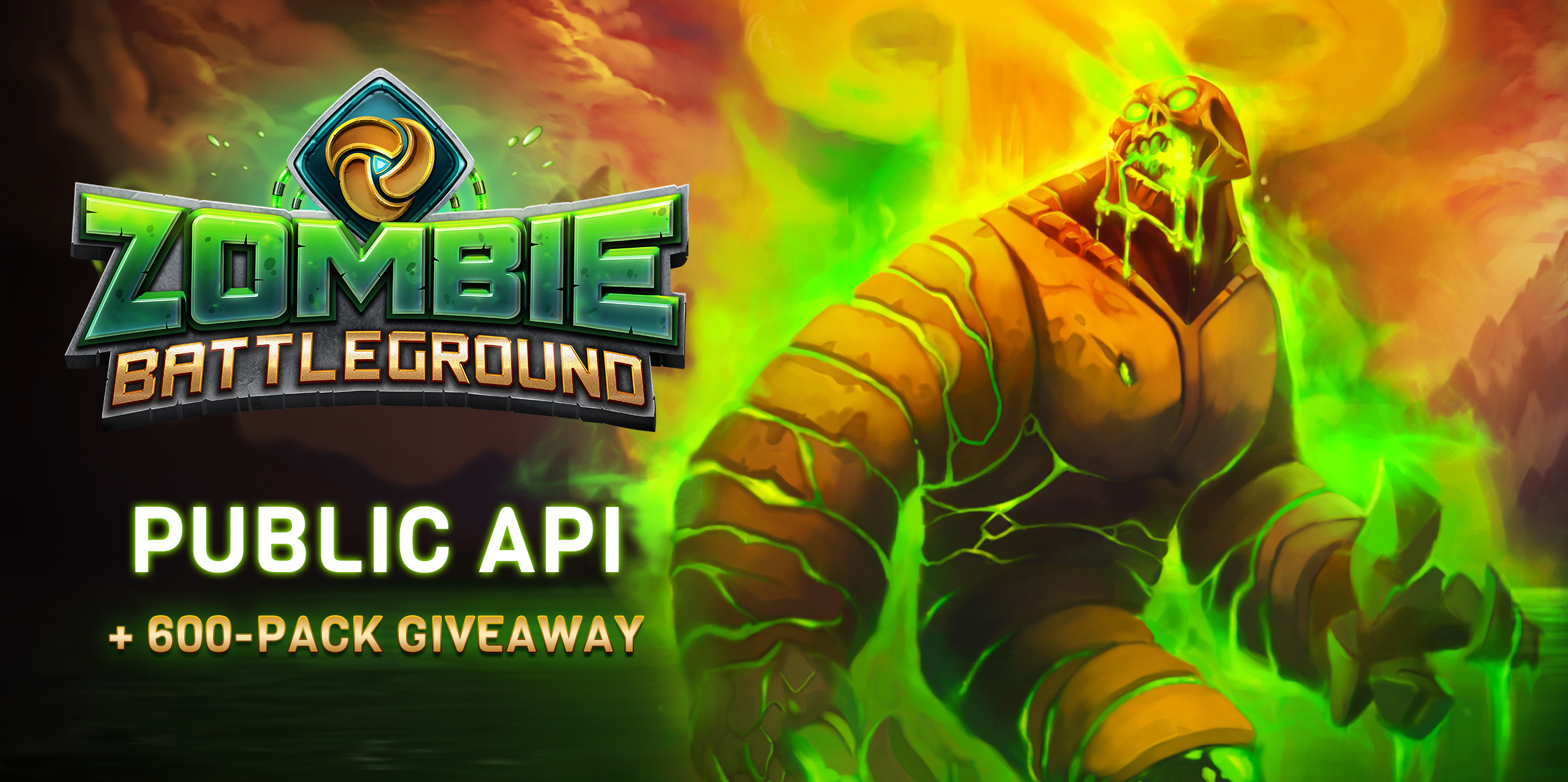 Introducing Zombie Battleground Public API (+600-Pack Giveaway)
