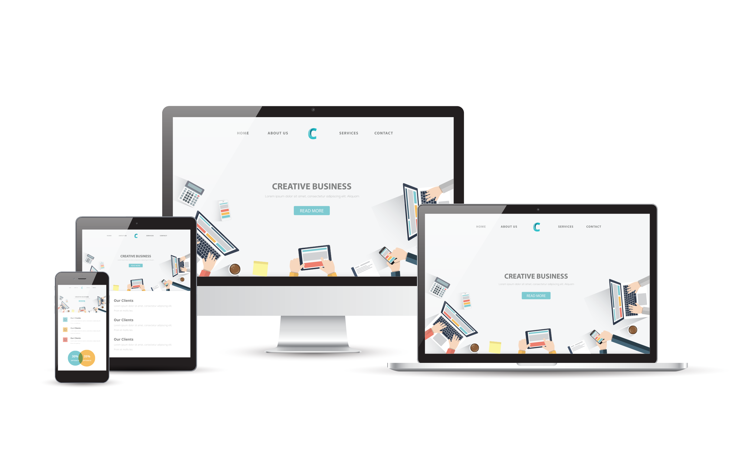 Test Your Website For Responsive Design By Led Technica Led Technica