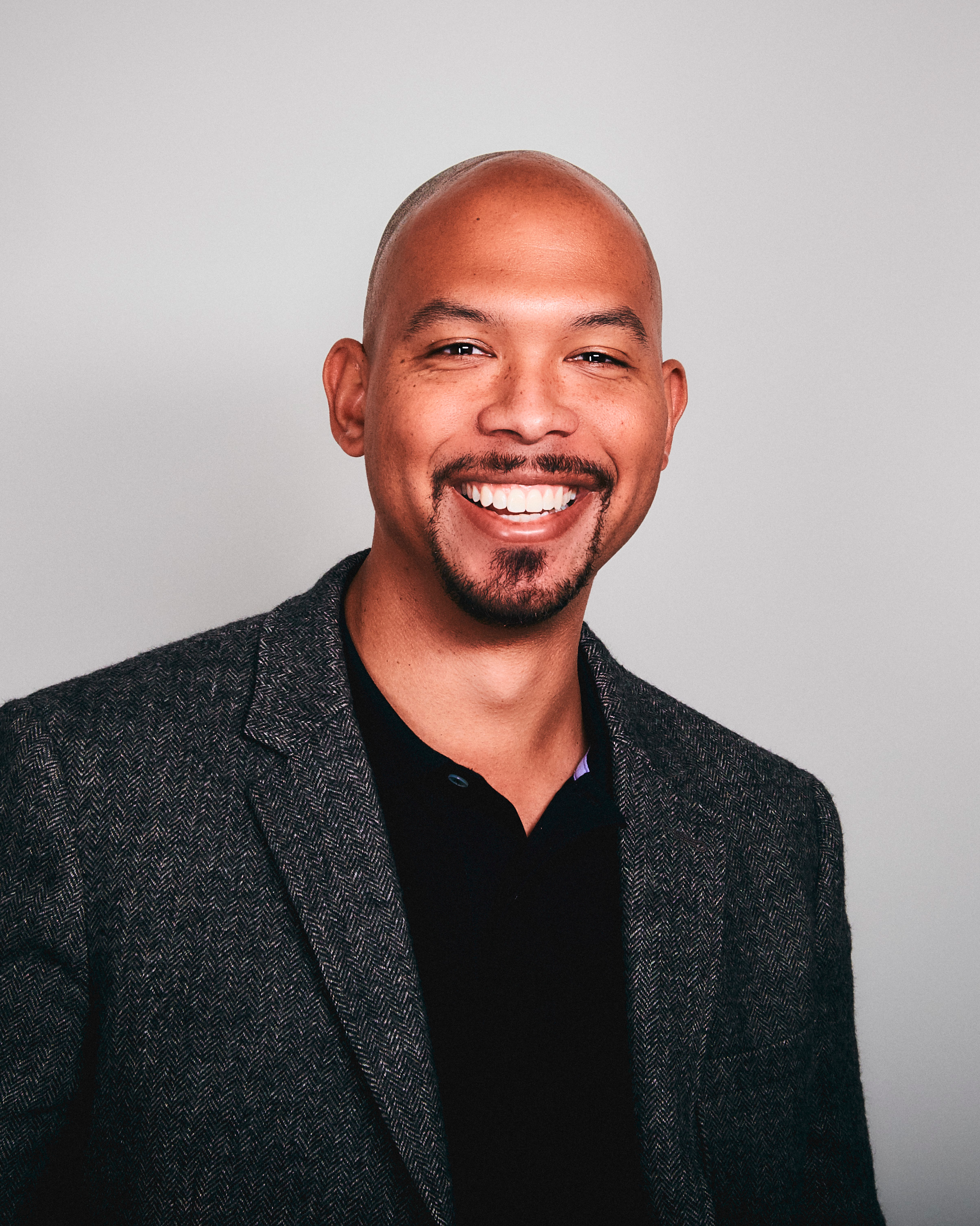 Headshot of Nick Caldwell, Chief Product Office of Looker.