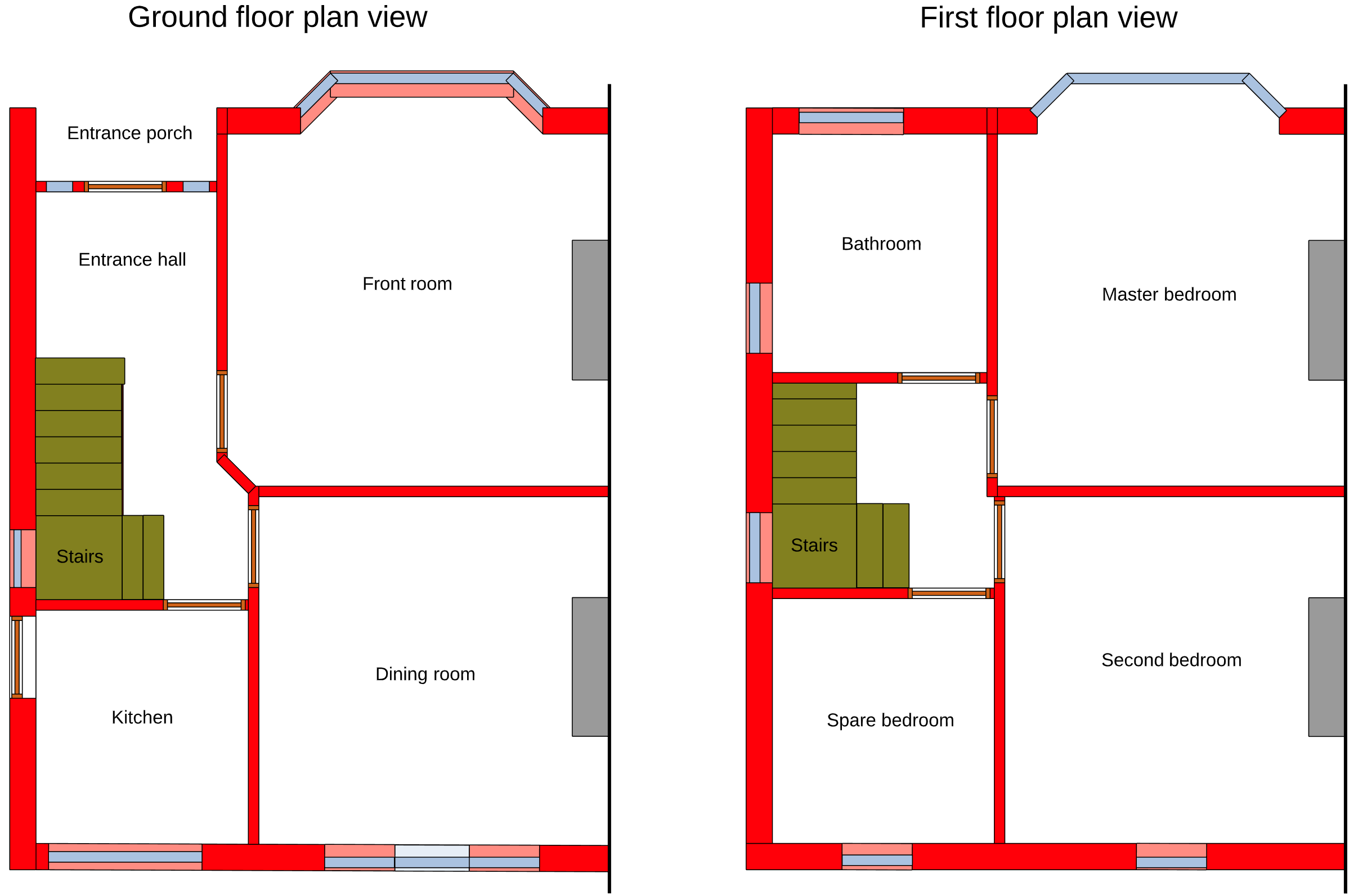 Improving The Thermal Performance Of Uk 1930s Semi Detached Houses By Peter Wurmsdobler Medium