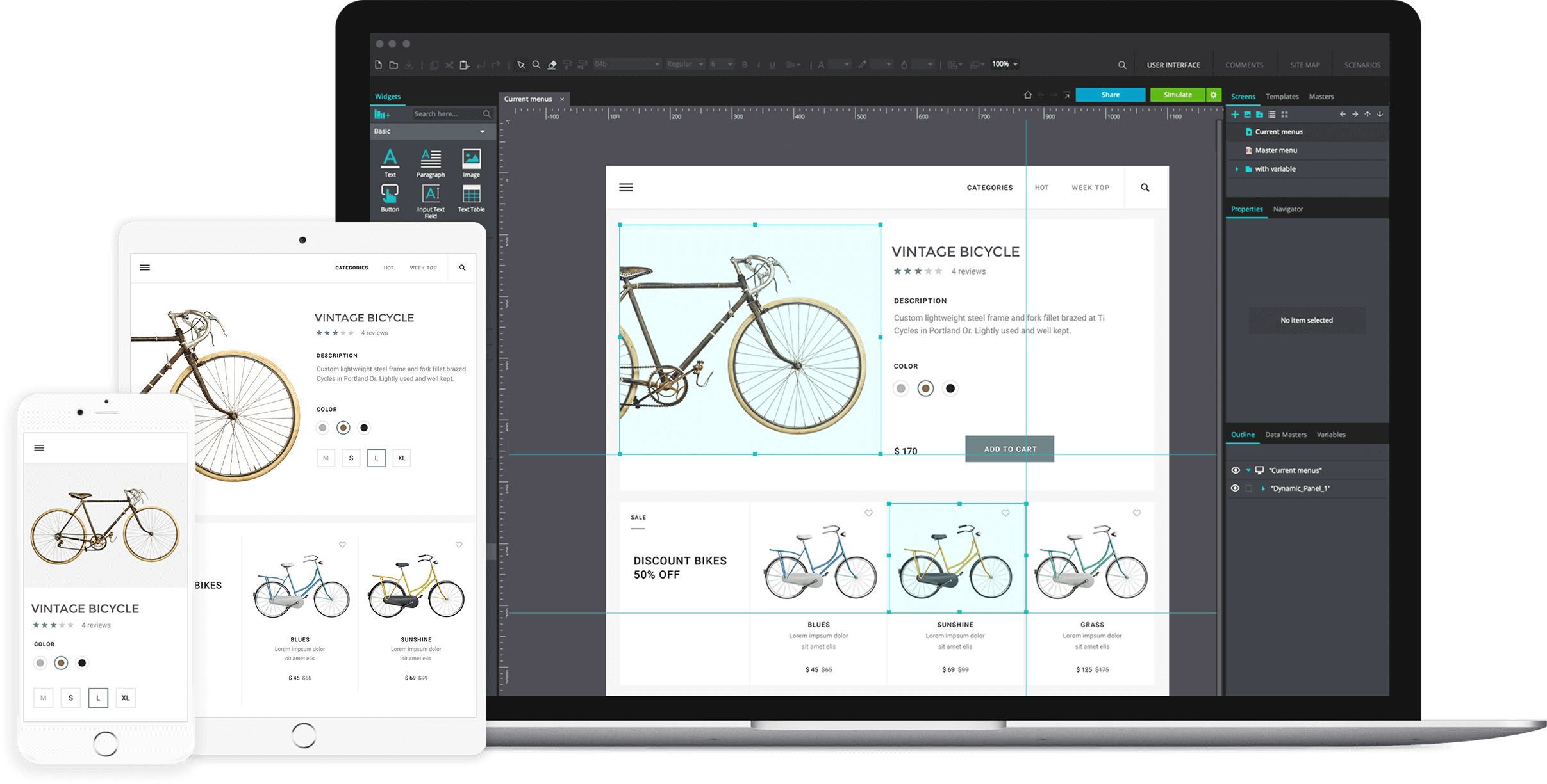 11 Best Prototyping Tools For Ui Ux Designers How To Choose The Right One By Maruti Techlabs Theuxblog Com
