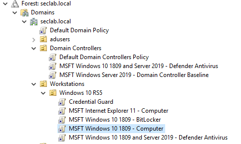 An in depth look at Server 2019 and Windows 10 RS5 Security