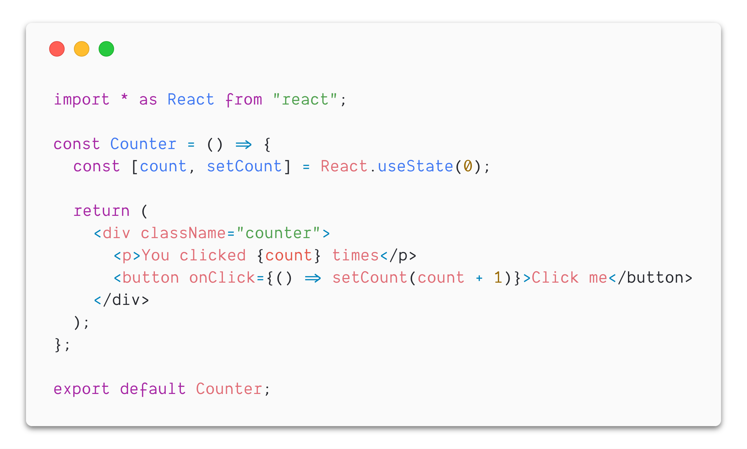 Using React Hooks with TypeScript - Noteworthy - The Journal