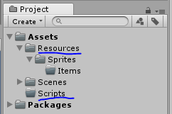 Create an Unity inventory: Part 1: Basic data model