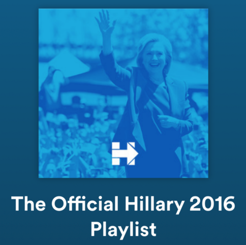 HFA: Behind the music - Hillary for America Digital: One Year Later