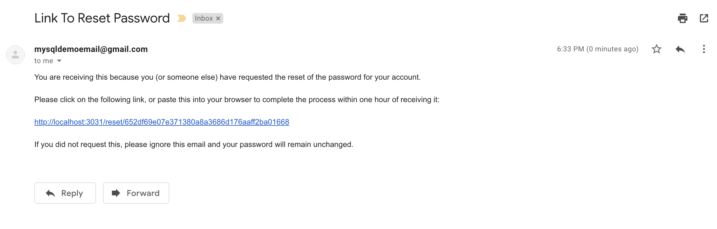 Password Reset Emails In Your React App Made Easy with
