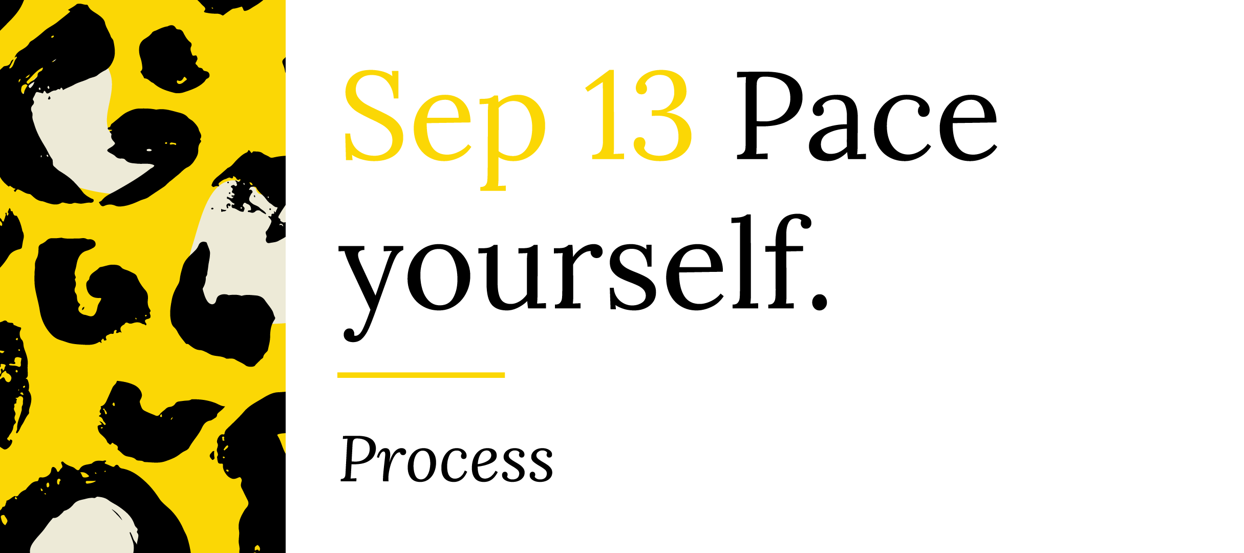 Pace Yourself What Are You Checking For To Know That By Rae Kess Medium