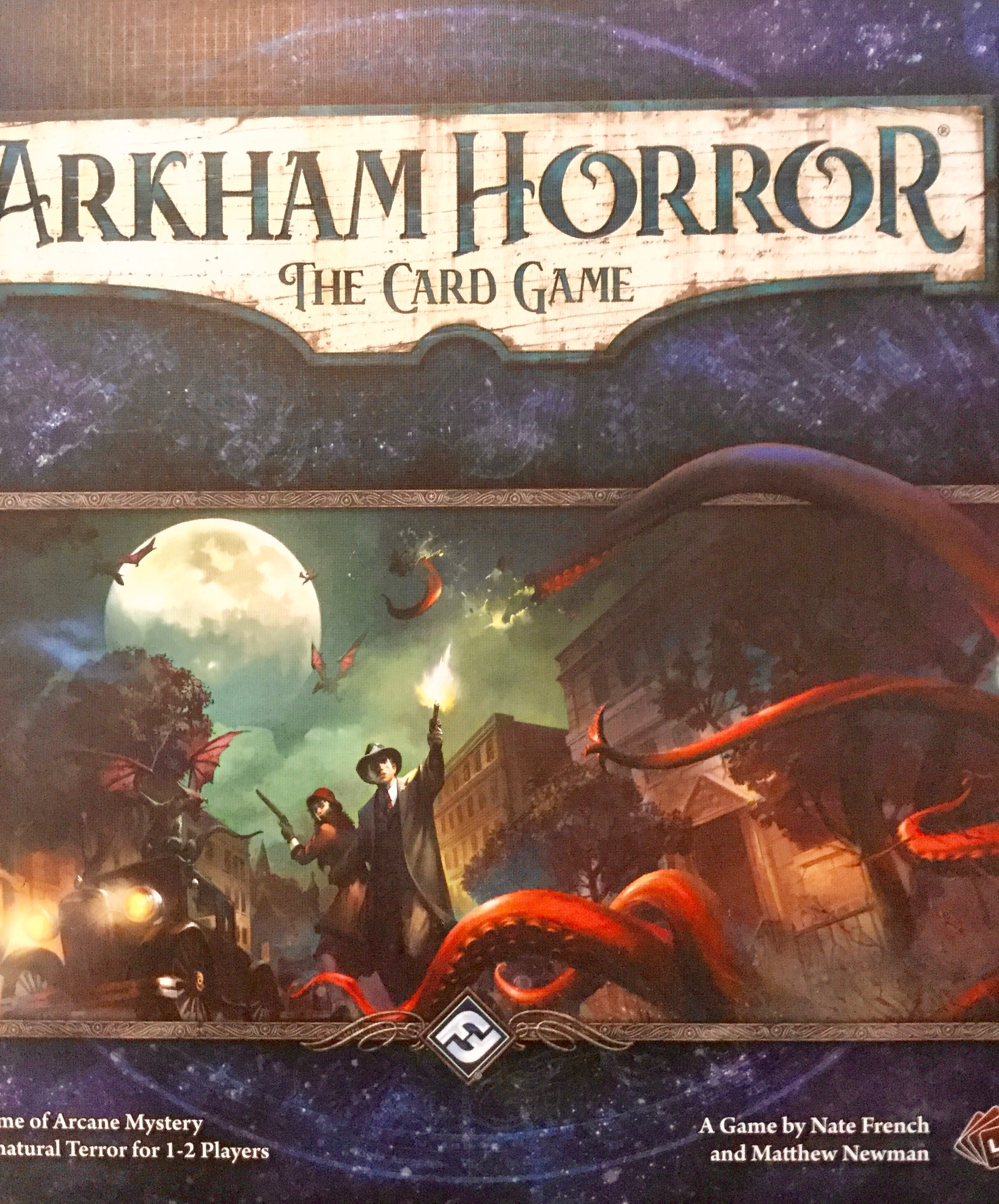 How I learned to stop worrying and love Arkham Horror: The