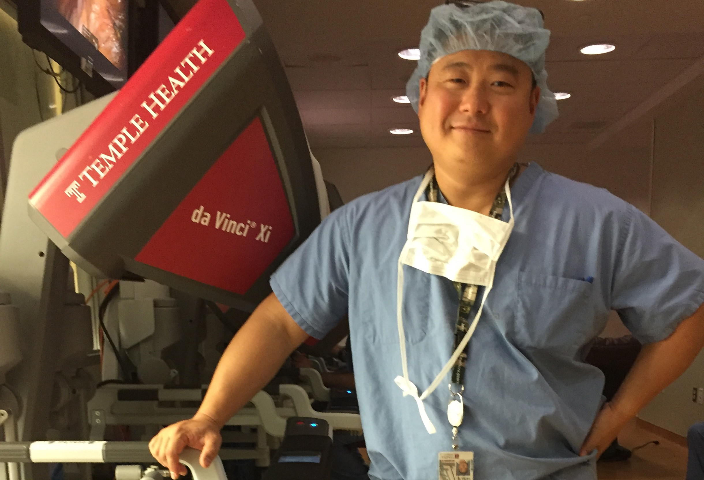 How did Daniel Eun become among the best robotic surgeons in
