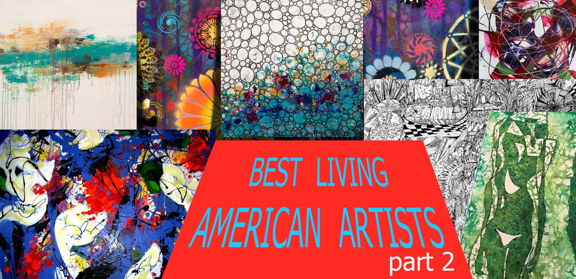 Best Living American Artists, Part 2: WINFIELD, HOLZNECHT