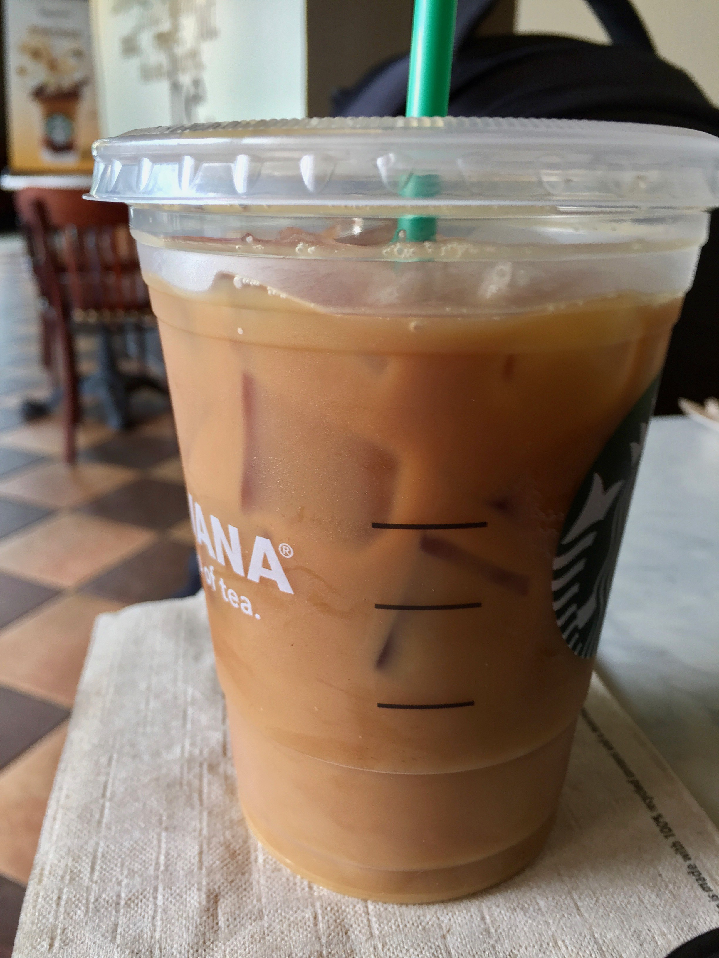Starbucks Vanilla Sweet Cream Cold Brew Review It S Like A