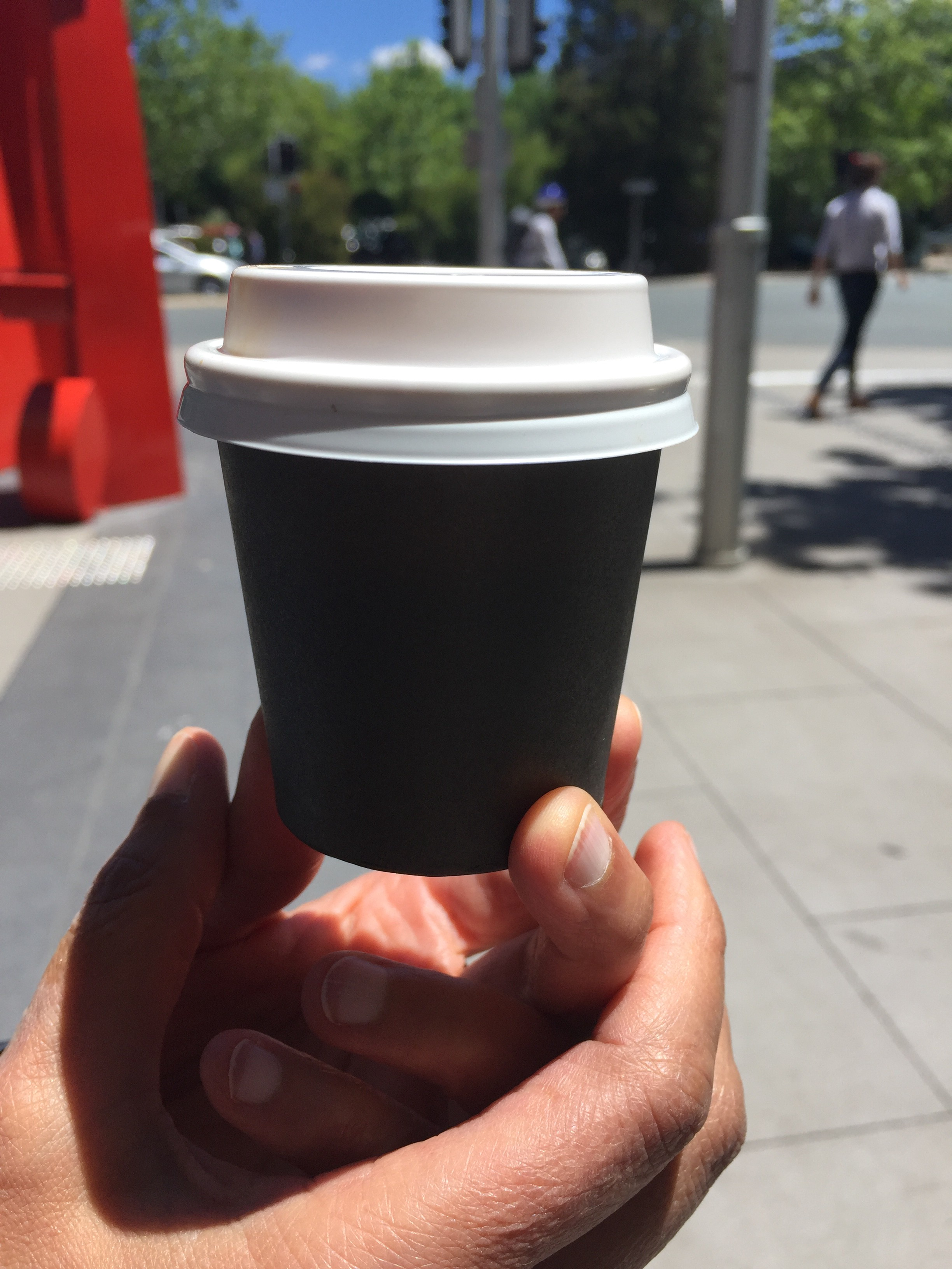 Disposable Coffee