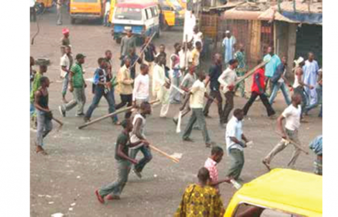 HOW GANG WAR IS CHANGING SOMOLU, BARIGA - TAIWO ALIMI - Medium