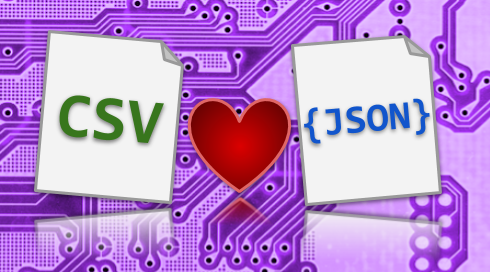 Our Friends CSV and JSON - Martin Drapeau - Medium