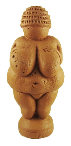 Venus of Willendorf sculpture, dated between 24,000 and 22,000 BCE
