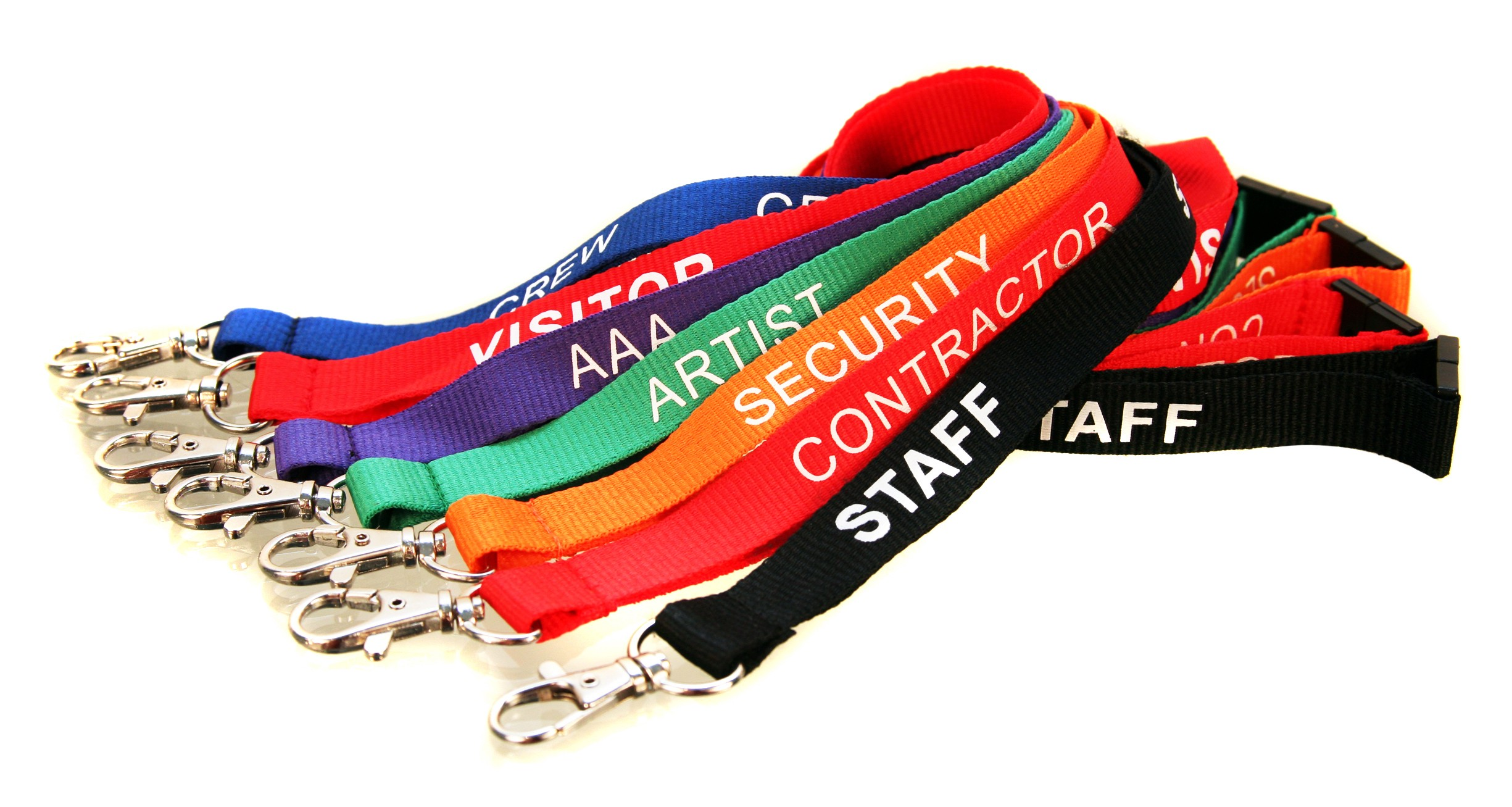 Lanyards — Why they Work as a Promotional Tool | by Ribbonworks Lanyards |  Medium
