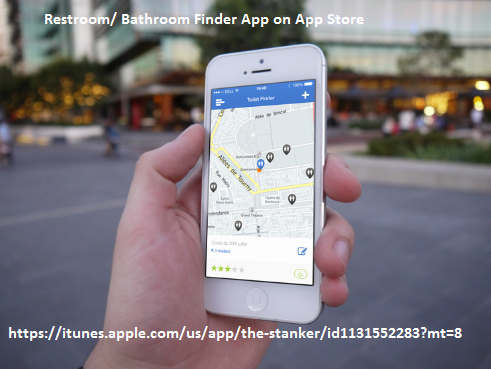 Amazing Apps To Help You Find A Bathroom The Stanker Corporation Download Free Architecture Designs Jebrpmadebymaigaardcom