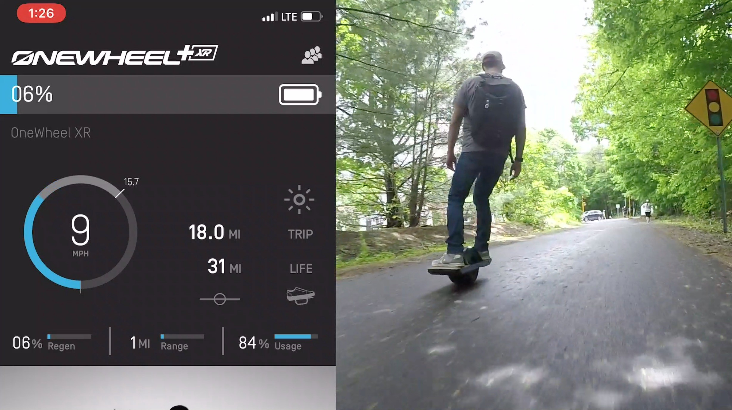 OneWheel XR Range Test — 18 miles! - Tech We Want
