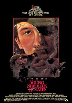 Young Sherlock Holmes movie review