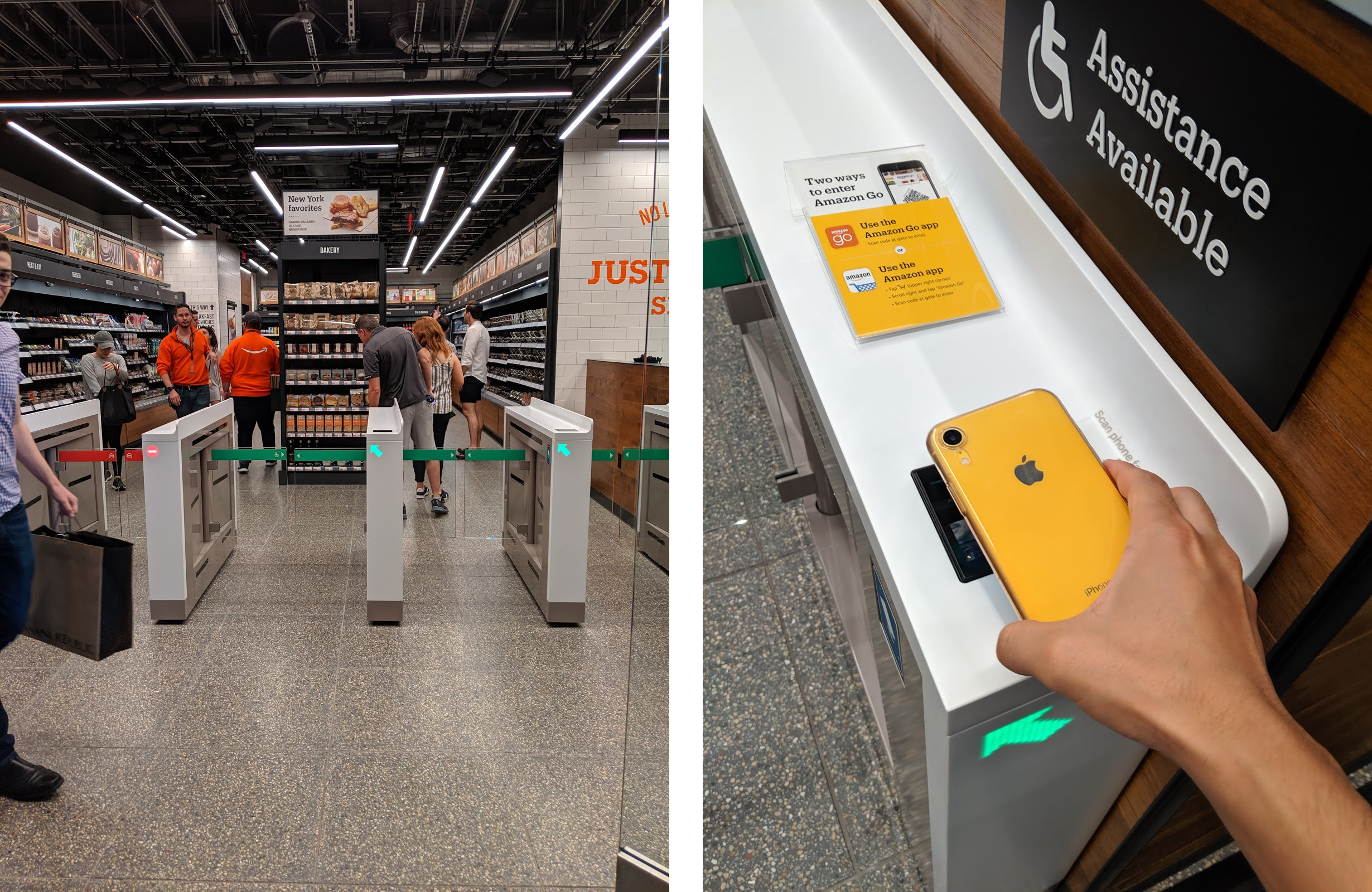 Just Walk Out Amazon Go The Most Convincing Future Of Retail