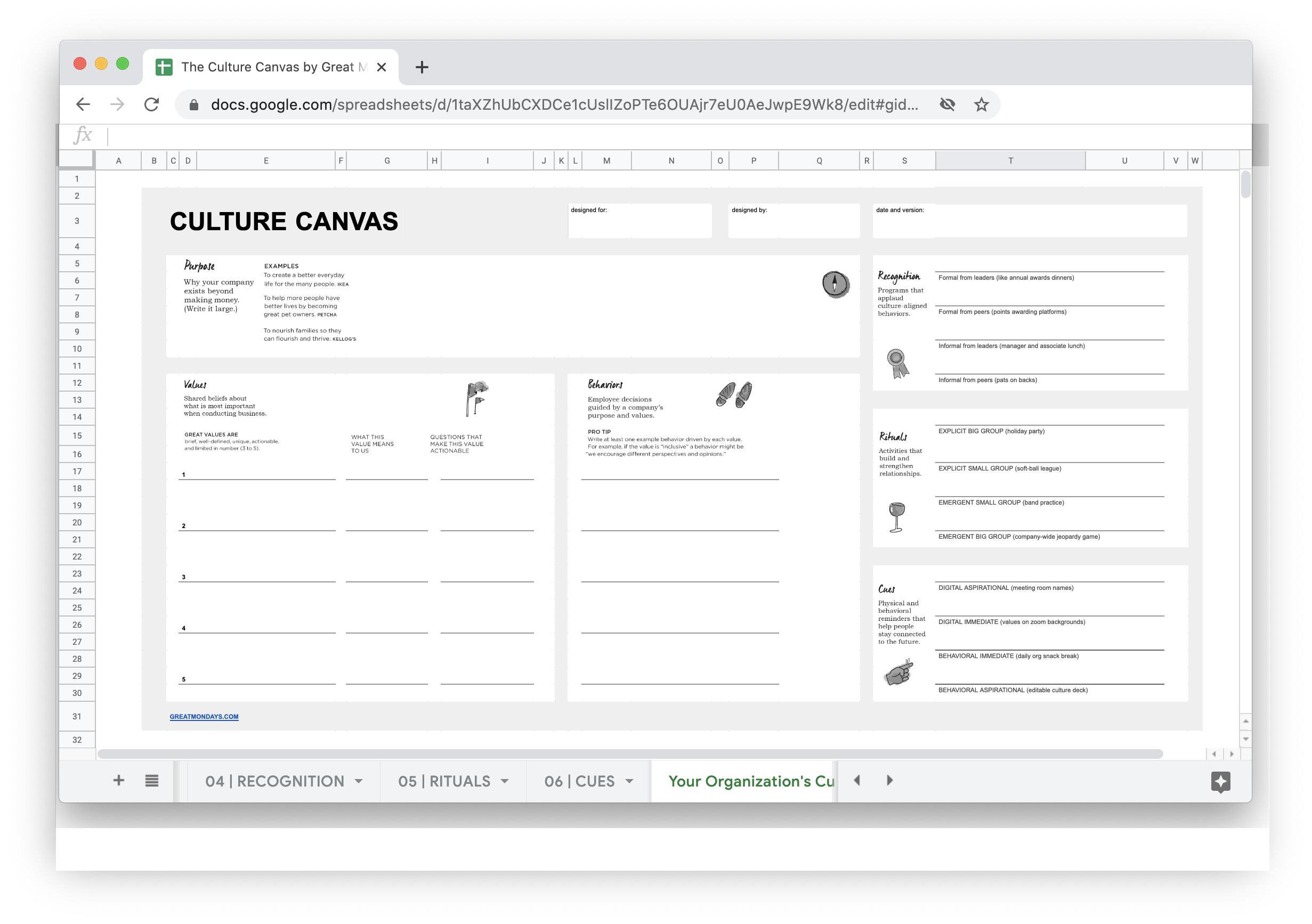 The Culture Canvas 2.0. Now, interactive!