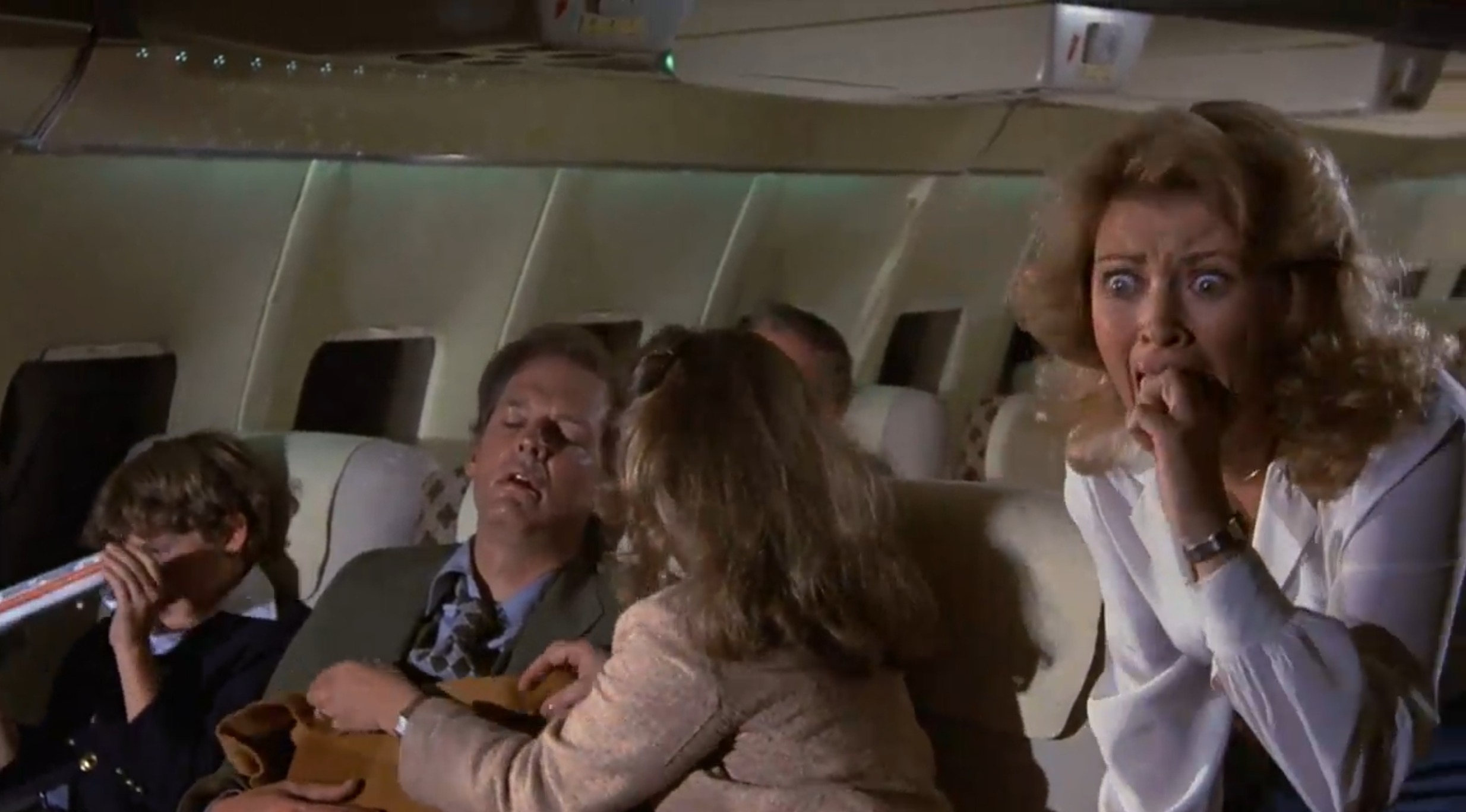 Every Joke From Airplane Ranked By Alex Kavutskiy Bullshit Ist