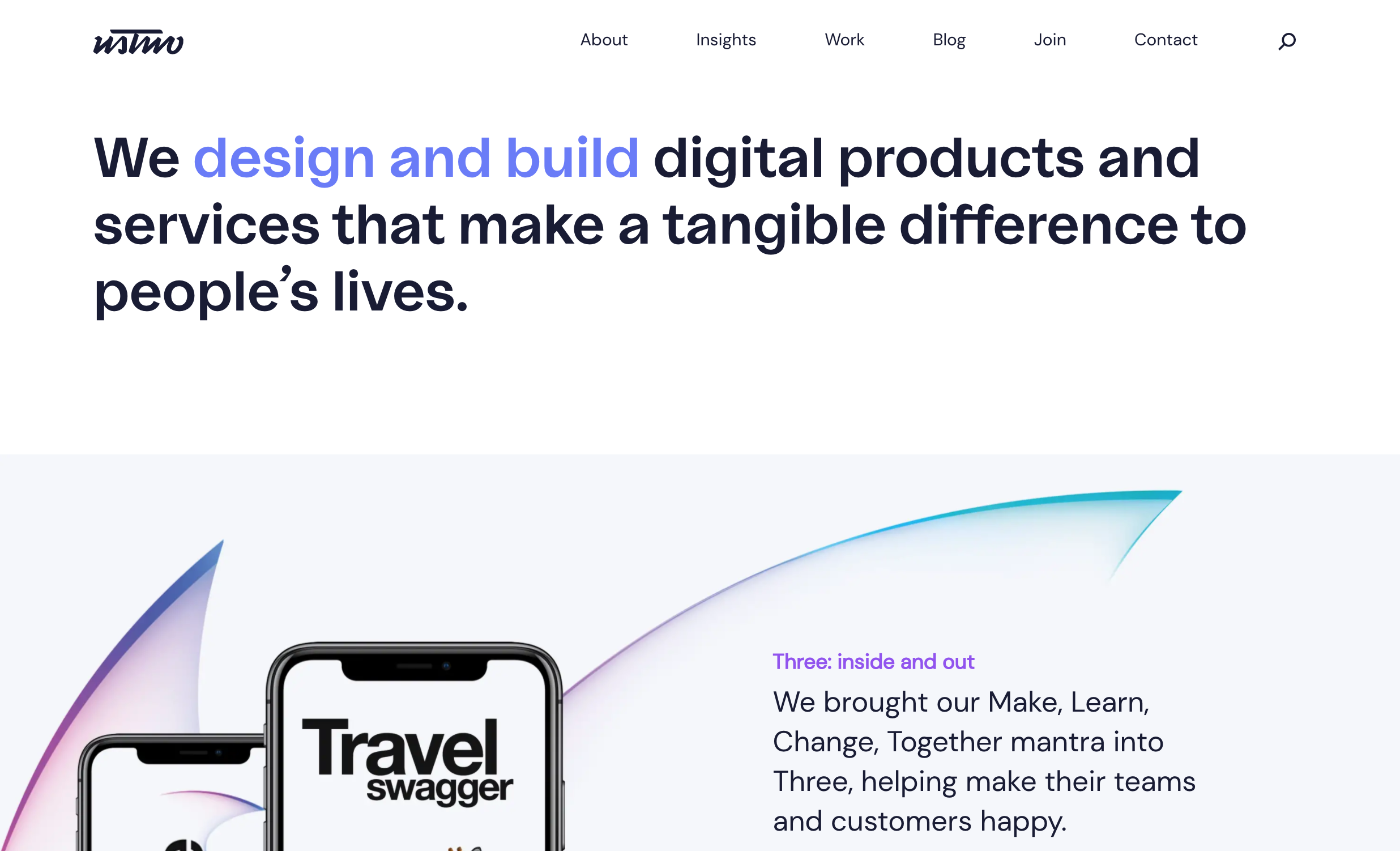 Ustwo — a mobile application design company