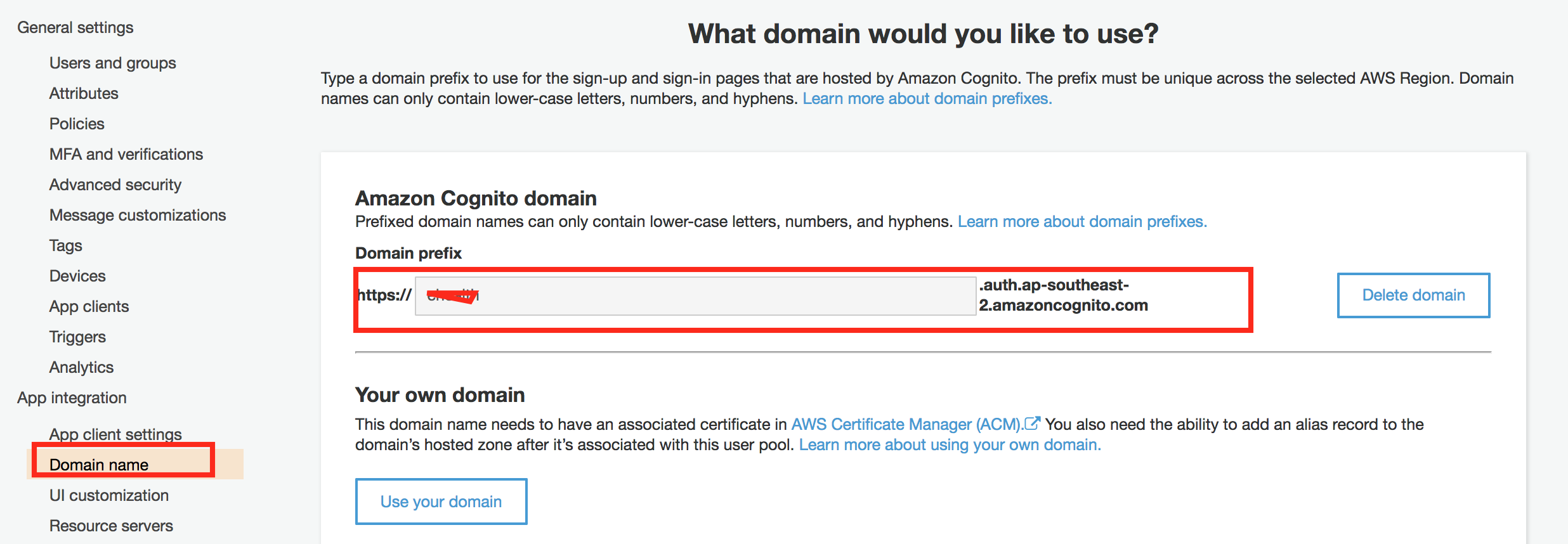 How to add Azure AD as AWS Cognito Federated Identity Provider