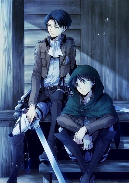 Qualifications- An Ereri/Riren Fan Fiction - The Cedar Tree