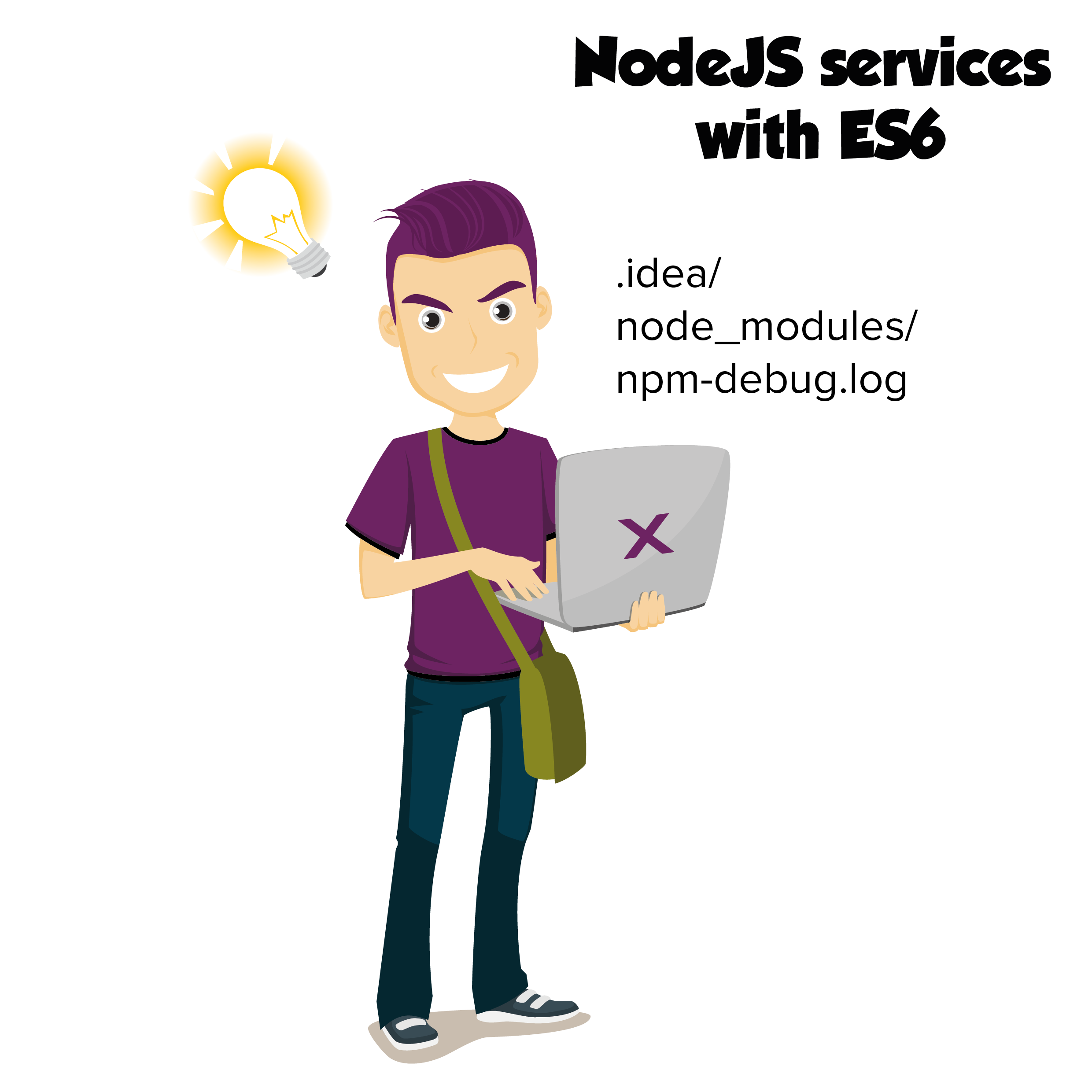 NodeJS services with ES6: Getting Started - Ramblings of a