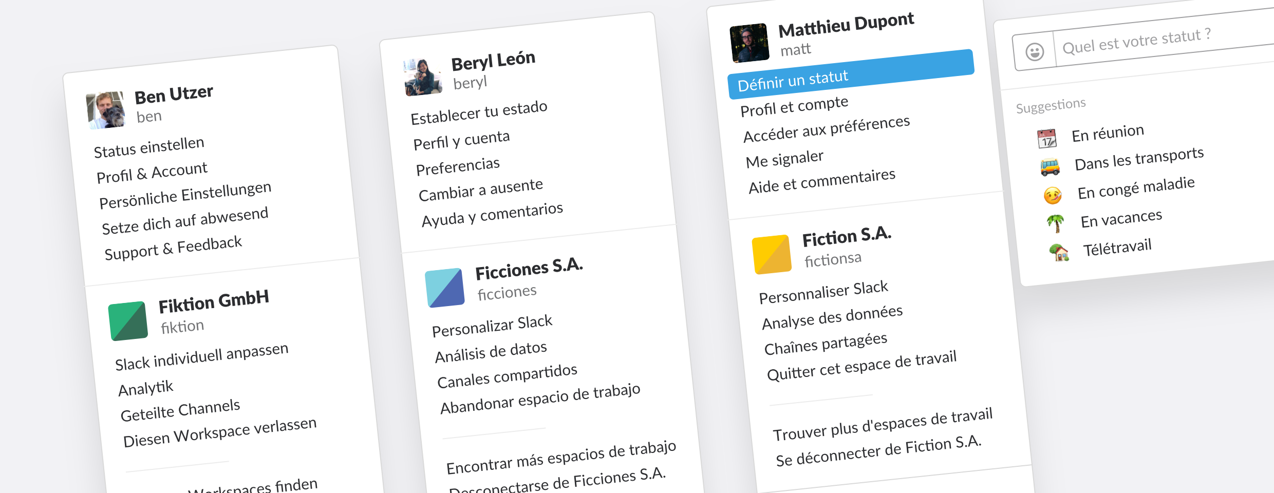 Localizing Slack - Several People Are Coding