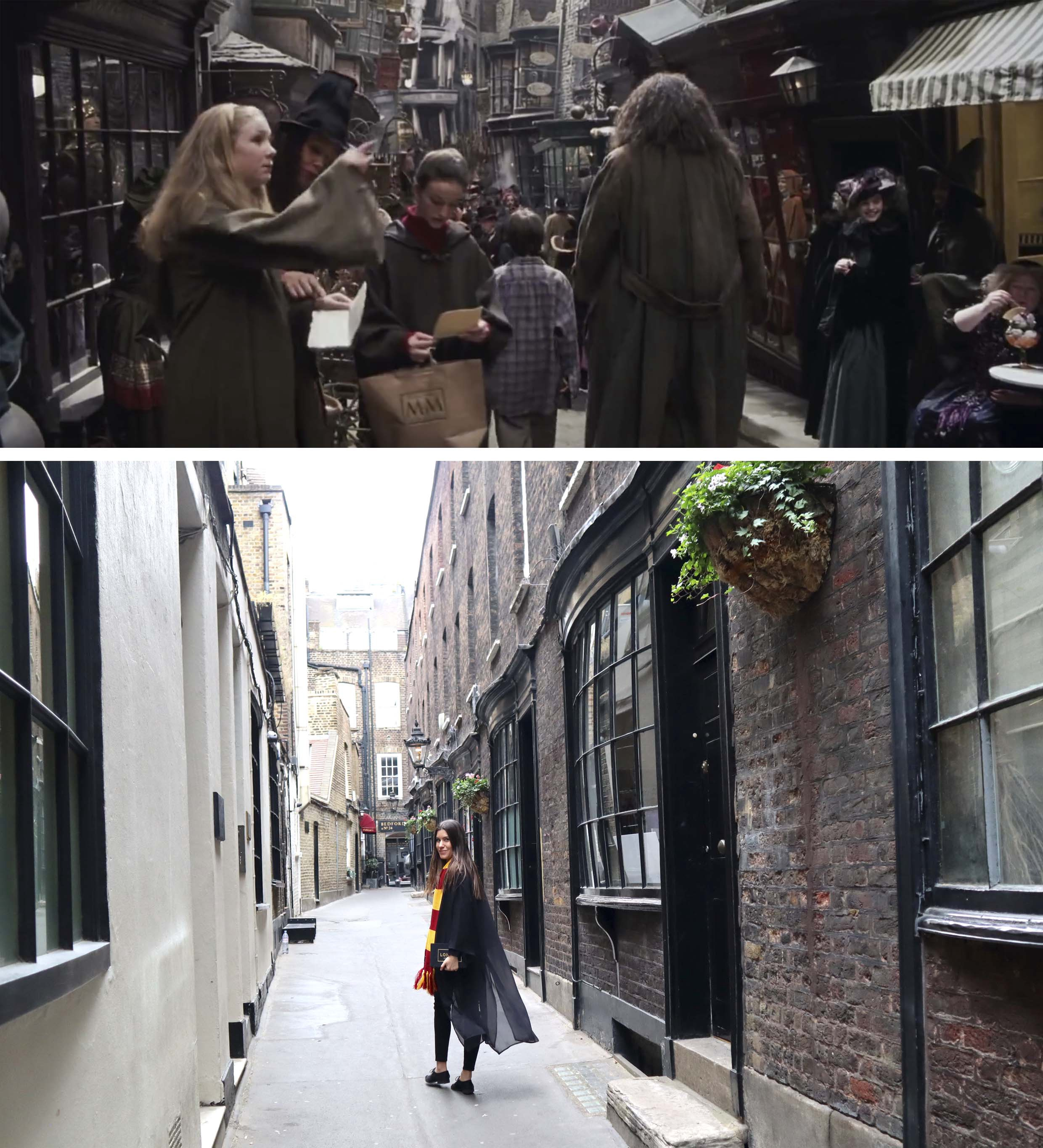 Harry Potter Real Diagon Alley
