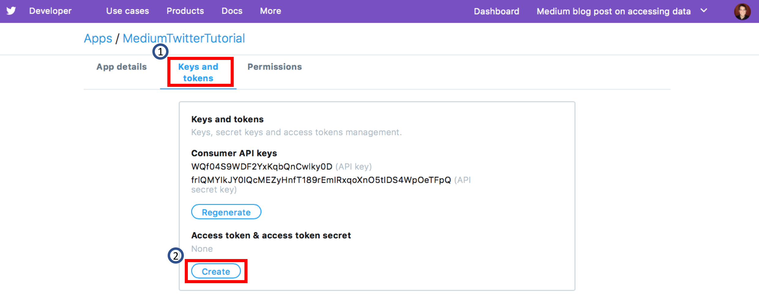 Access Data from Twitter API using R and Python - Towards