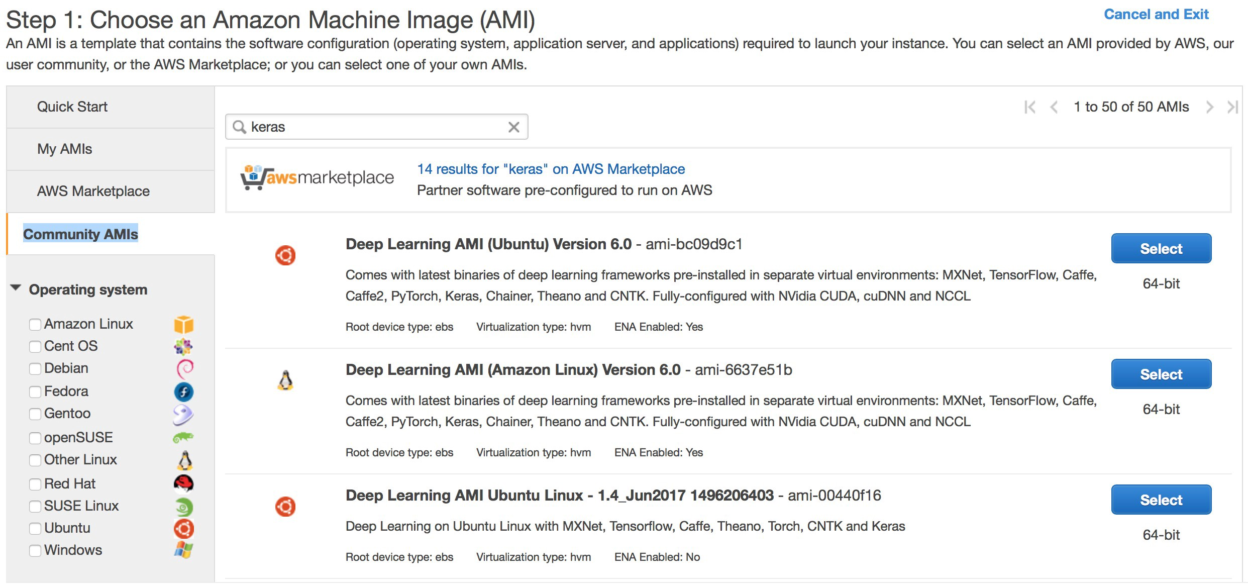 Boost Your Machine Learning with Amazon EC2, Keras, and GPU
