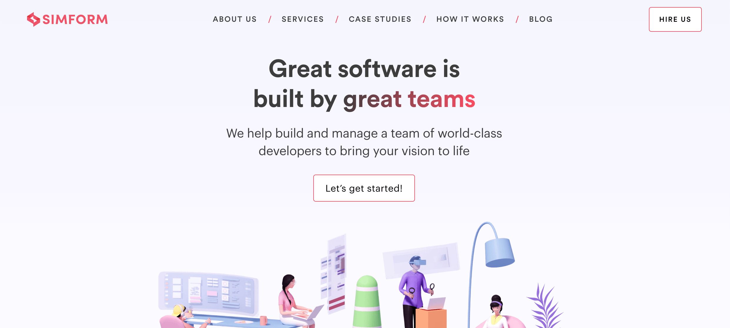 Simform — Software Company in Orlando, Florida