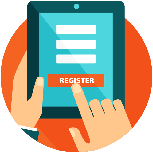 User Self Registration and Account Confirmation via Mobile and ...