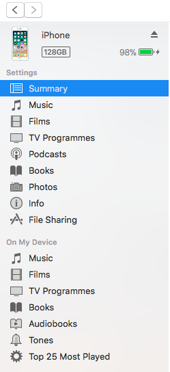 Latest iTunes 12 7 removed the Apps option, how to install IPA on