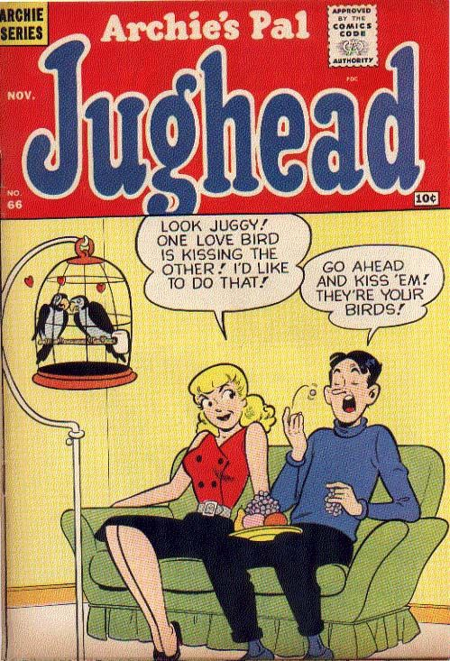 What Happened to Jughead?: The reason we need asexual