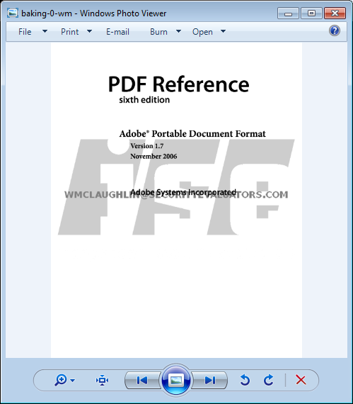 PDF Watermarking: Dos and Donts - Independent Security