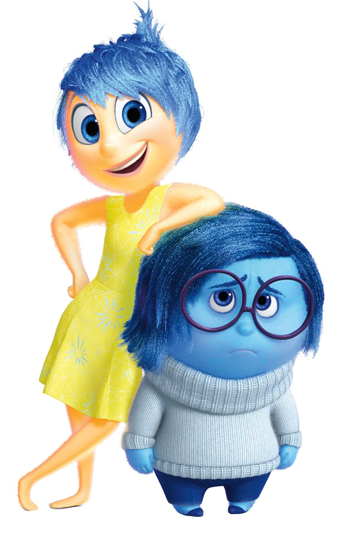 Pixar Power Know Your Audience Source Pixar Joy And Sadness Inside By Kimberly Norton Story The Art Of Standing Out Medium