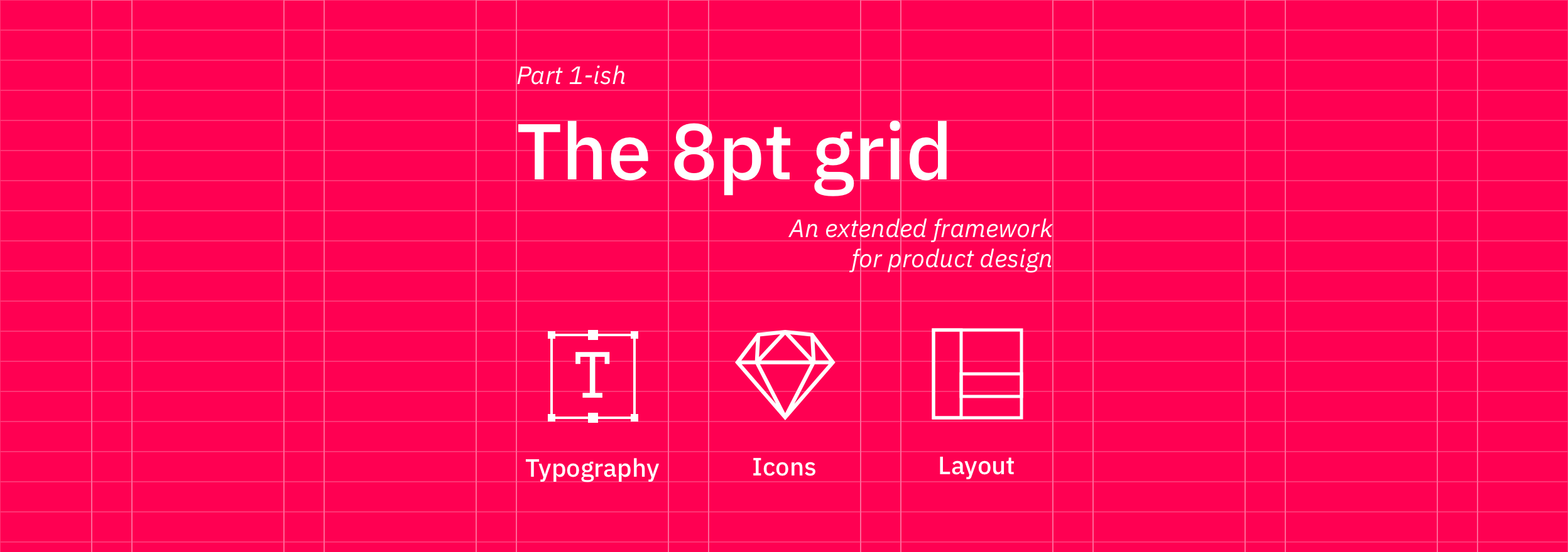 The Comprehensive 8pt Grid Guide Start Your Ui Project Right With This By Vitsky The Startup Medium