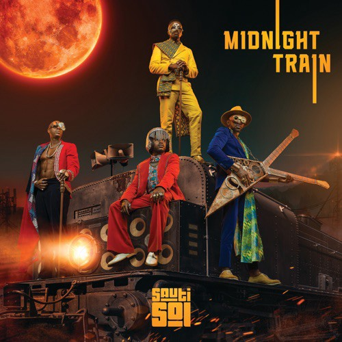 DOWNLOAD ALBUM: Sauti Sol - Midnight Train | FULL ZIP MP3