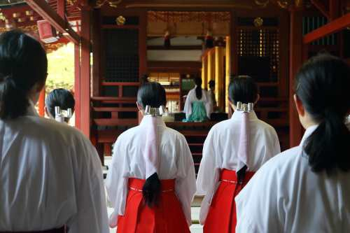 Why Are the Japanese Not Religious? - Unseen Japan - Medium