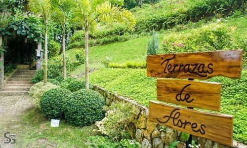 Terrazas De Flores A New Garden Of Love In Upland Cebu